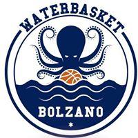 logo della squadra waterbasket Bolzano